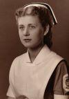 Portrait of Eleanor Julia Puczolowska  Hillegas