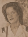 Portrait of Laura's Mom, Wilda Marie Billingsley