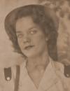 Portrait of Laura's Mom, Wilda Marie Billingsley