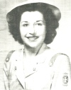 Portrait of Marie Fehlow