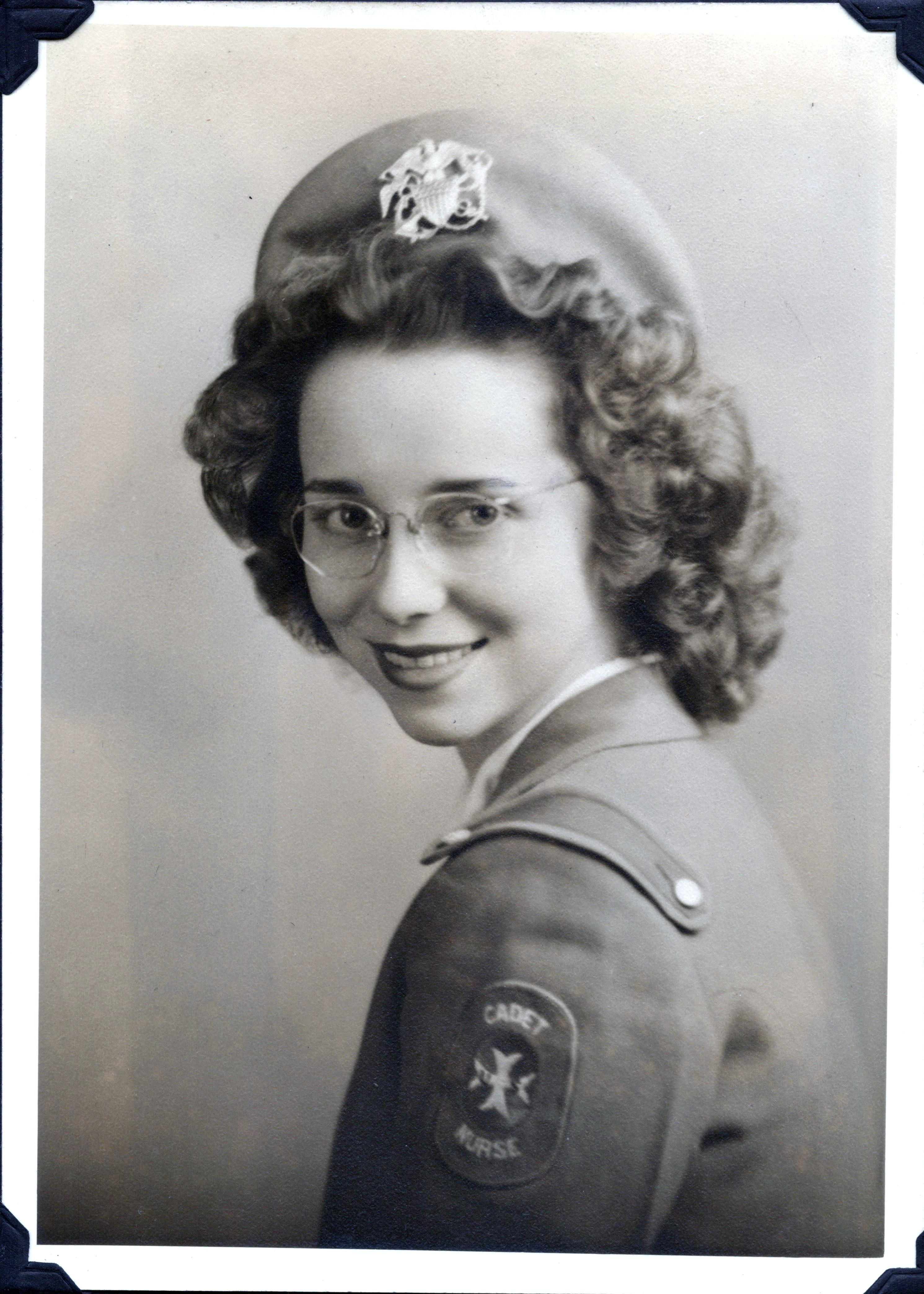 Cadet Nurse Emerson