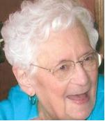 A recent photo of Mary Theresa Schoemer Gauvin