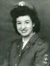 Portrait of Charlotte E. Stryker Blaser